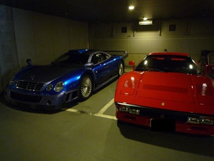 Japan's Largest Secret Supercar Collection (141 pics)