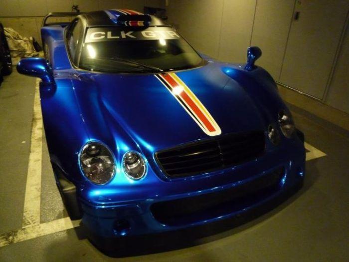 Japan's Largest Secret Supercar Collection (141 pics)