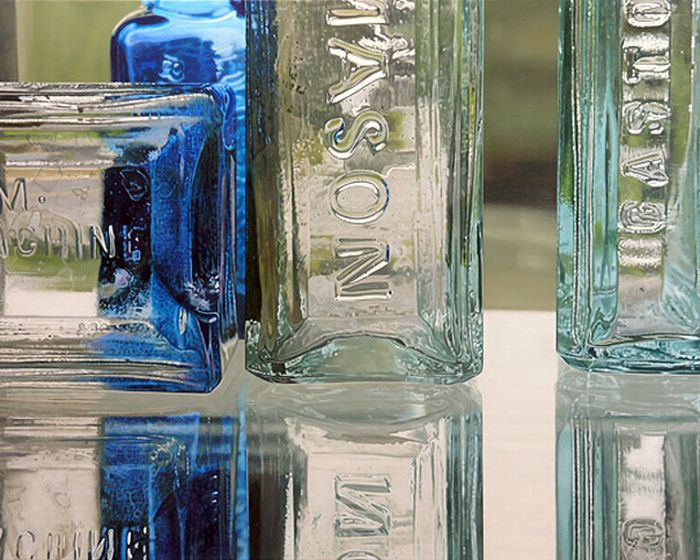 Hyper Realistic Paintings That Look Like Photos (26 pics)