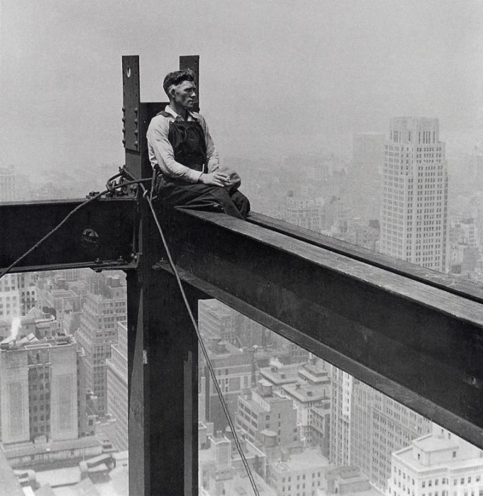 New York Construction Workers of the Past (34 pics)