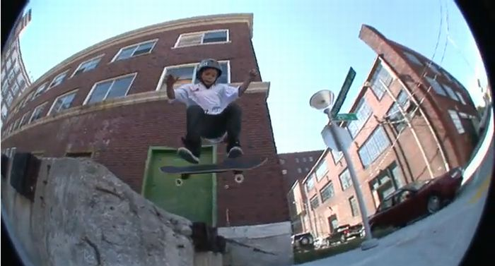 8 year old Skateboarder Evan Doherty