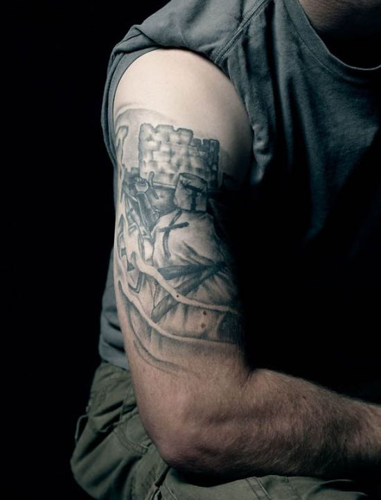Us Military Tattoos 13 Pics