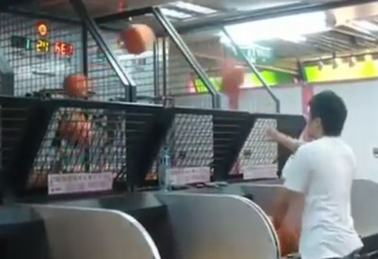 Incredible Basketball Machine WIN