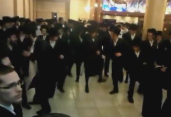 Hilarious Jewish Wedding Dance Style