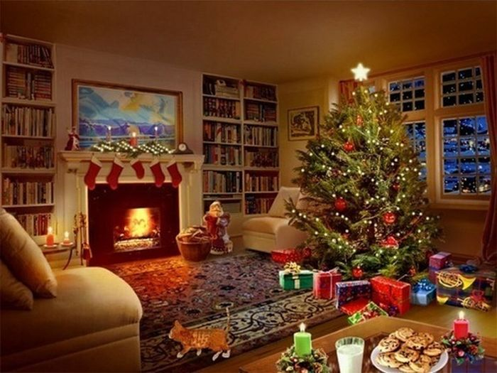 Beautiful Christmas (71 pics)