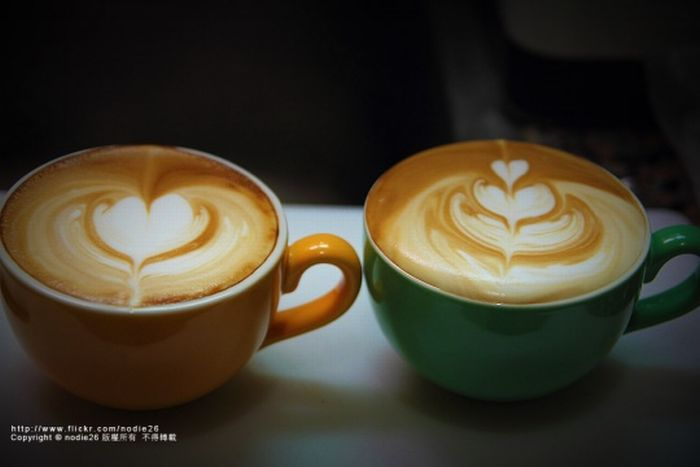 Amazing Coffee Art (51 pics)