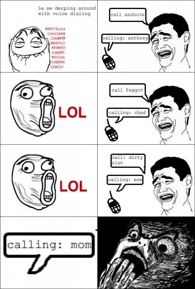 Parents-Related Rage Comics (40 pics)