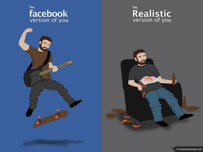 Funny Illustrations by Comical Concept (8 pics)