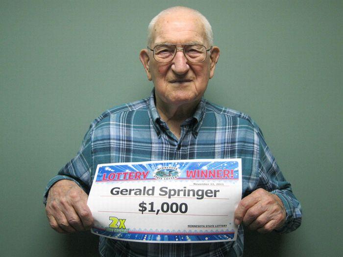 Minnesota State Lottery Winners (30 pics)