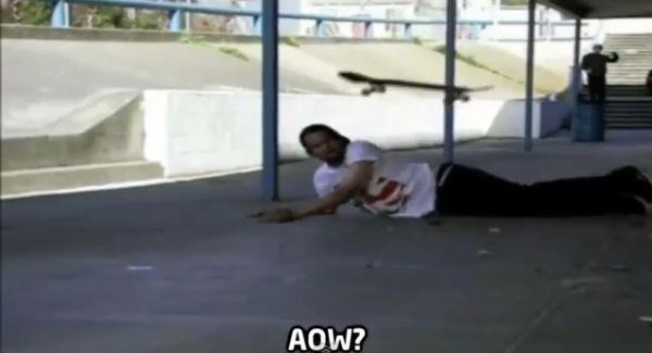 Skate Fails Compilation (video)