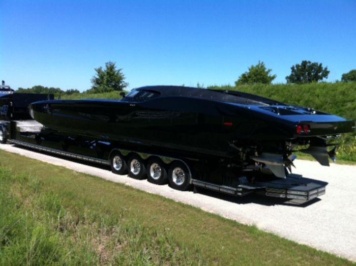 Amazing Speedboat 2012 ZR48 MTI (17 pics)