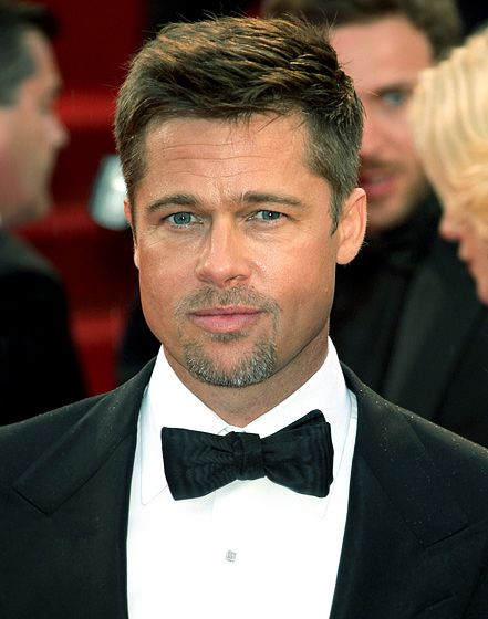 Brad Pitt's Hair Evolution (20 pics)
