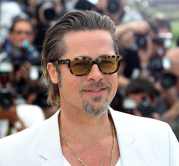 Brad Pitt's Hair Evolu...