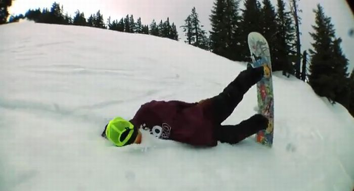 Best of the 2011 Snowboarding (video)