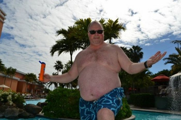 Dads on Vacation (100 pics)