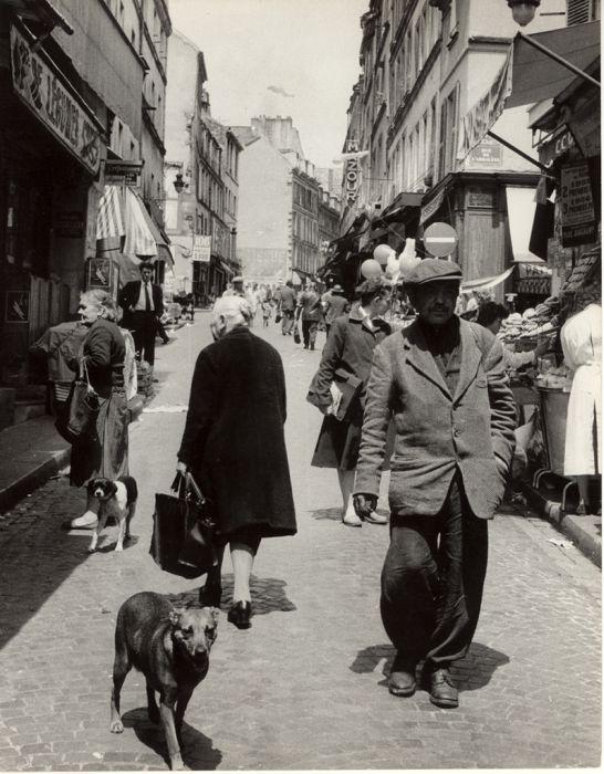 Paris in 1940-50s (41 pics)
