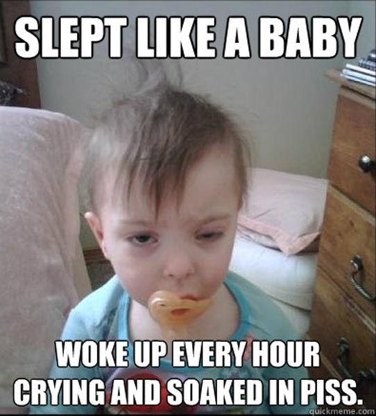 Party Toddler Meme (18 pics)