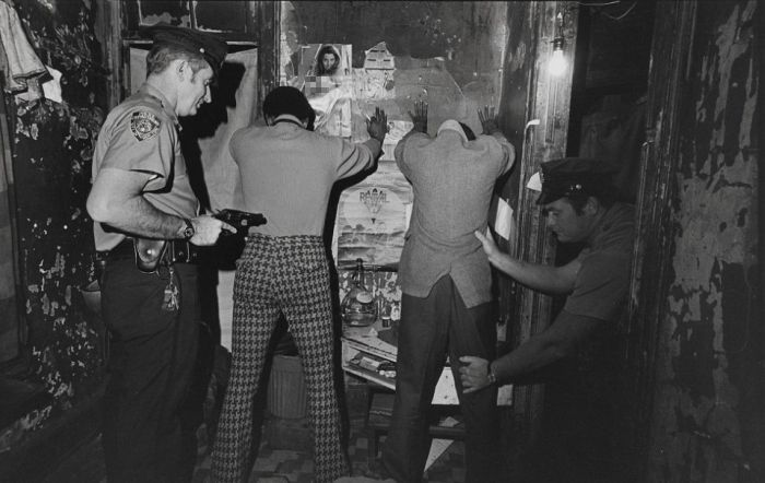 New York Cops in the 1970s (12 pics)