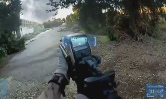 Incredible Real Life Battlefield 3