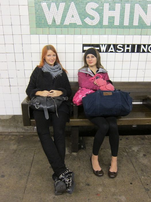 New Yorkers and Their Holiday Wishes (24 pics)