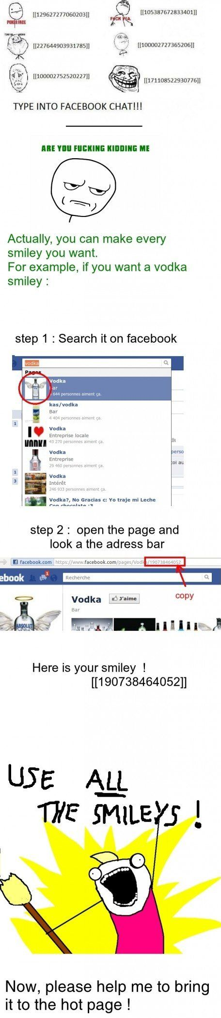 Cool Facebook Chat Trick (1 pic)