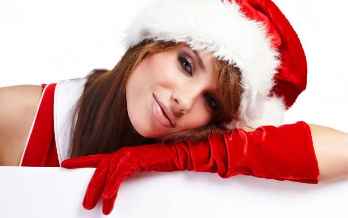 Christmas Girls (25 pics)