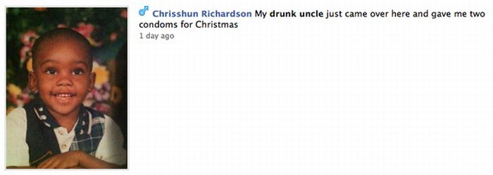 Drunk Uncles Who Ruined Christmas (30 pics)