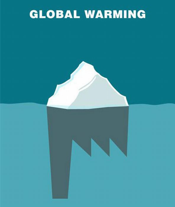Thought-Provoking Images about Global Warming (39 pics)