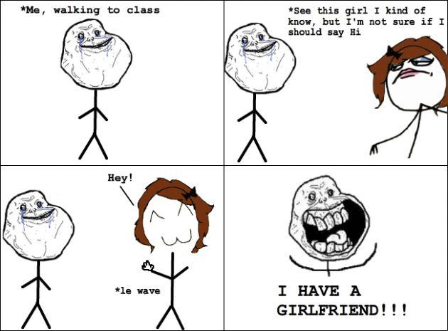 Funny Girlfriend Rage Comics (33 pics)