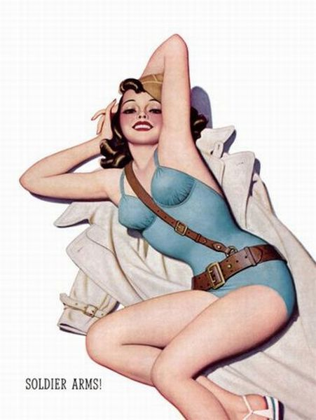 Pin Up Girls (30 pics)