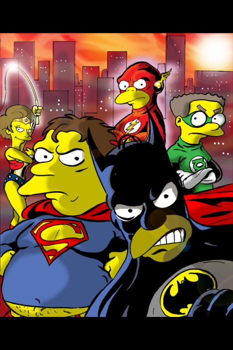Simpson Spoofs (21 pics)