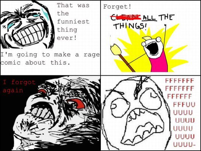 Rage Comics (59 pics)