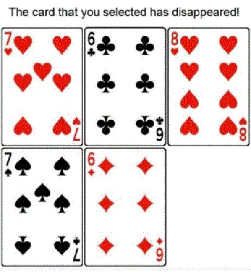 Four-Legged Magician (3 pic)
