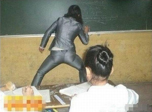 Chinese Teachers (8 pics)