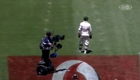 Hilarious Cameraman Fail on Segway