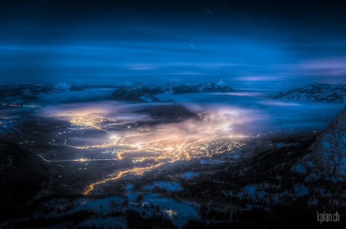 Blue Hour Photos (20 pics)