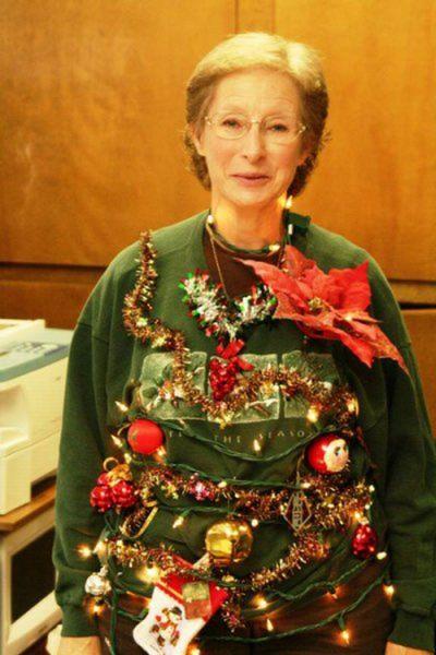Christmas Sweaters (30 pics)