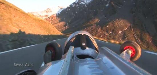 Unbelievable Extreme Downhill