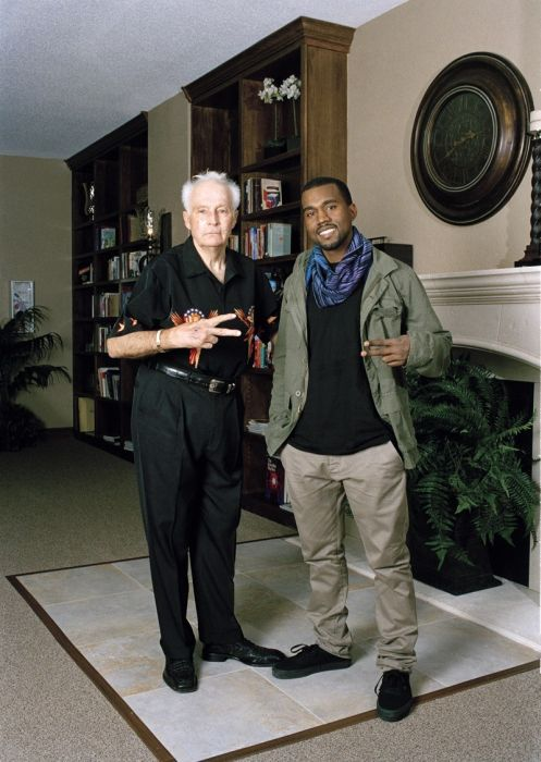 Famous People Hanging Out Together. Part 3 (49 pics + 1 gif)