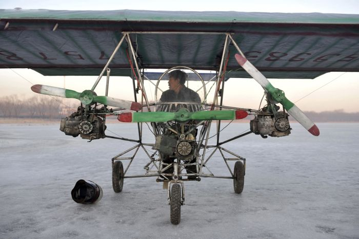 Weird Chinese Inventions (17 pics)