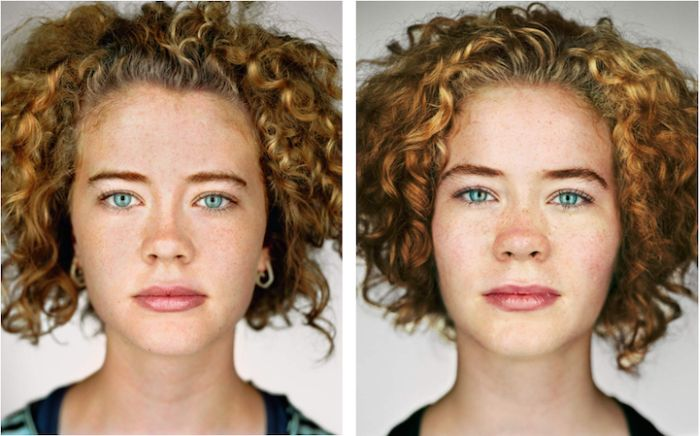 Are Identical Twins Really Identical (9 pics)