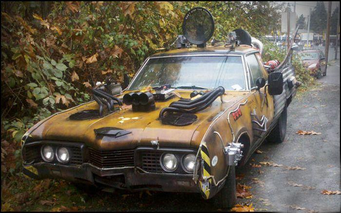 Ugly Car (5 pics)