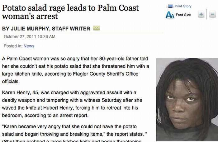 Crazy Things That Happened in Florida Last Year (52 pics)