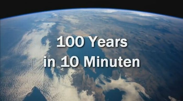 100 Years in 10 Minutes