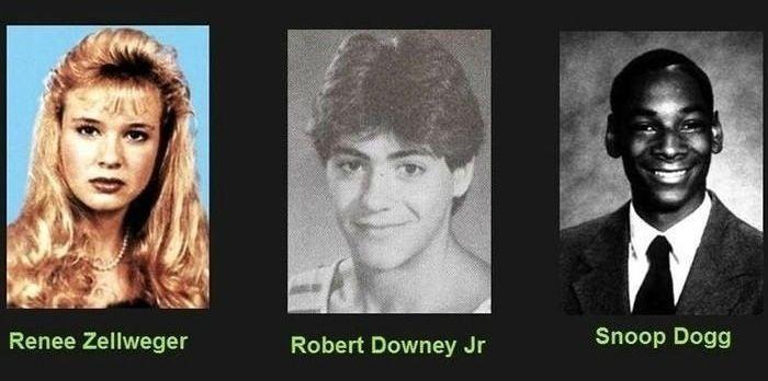 Celebrity Yearbook Photos (14 pics)