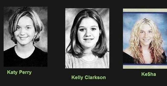 Celebrity Yearbook Photos (14 pics)