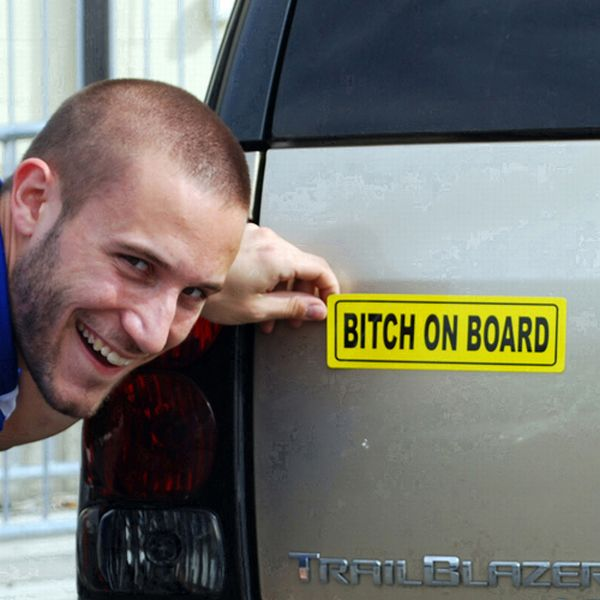 Bumper Magnets (37 pics)