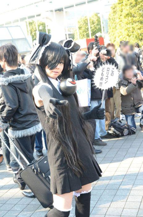 Comiket 2011 (110 pics)