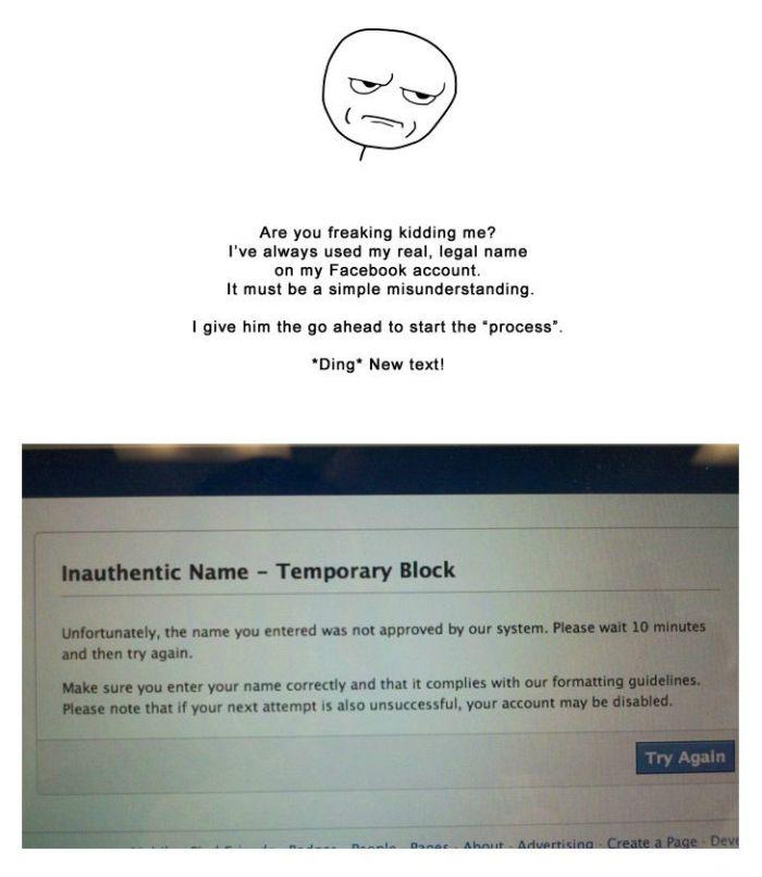 Facebook Ban Story (6 pics)