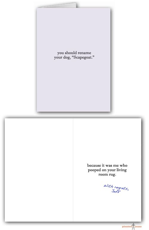 Confession Cards (8 pics)